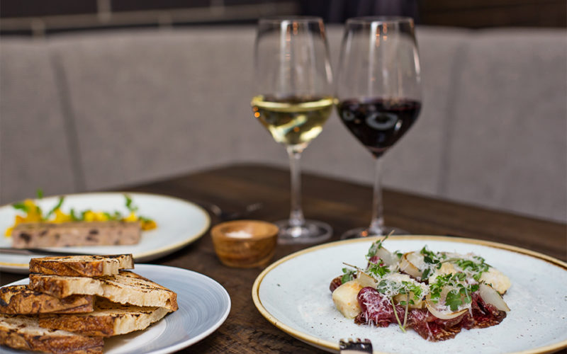 Bellevue Autumn Menu Restaurant Pub Share Plates Entree