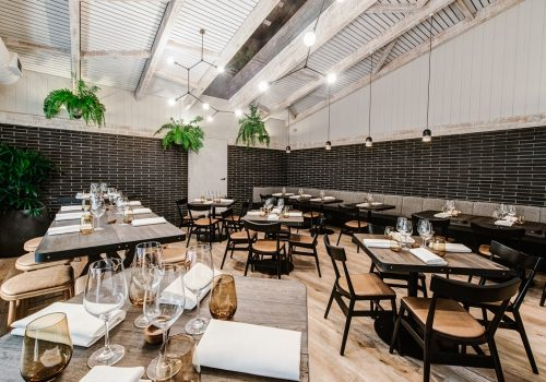 Bellevue Dining Restaurant Paddington Woollahra Event Space