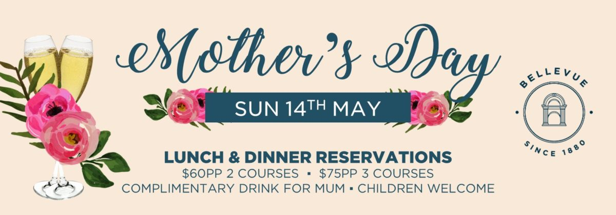 Mothers Day Bellevue Paddington REstaurant