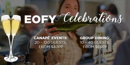 Bellevue Functions Events EOFY offer special